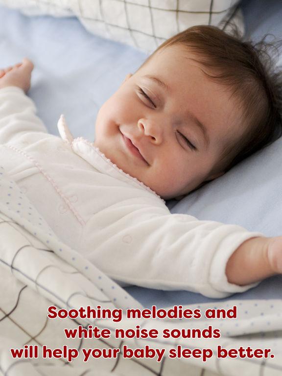 App Shopper Sleep Baby Lullaby Babysitter White Noise