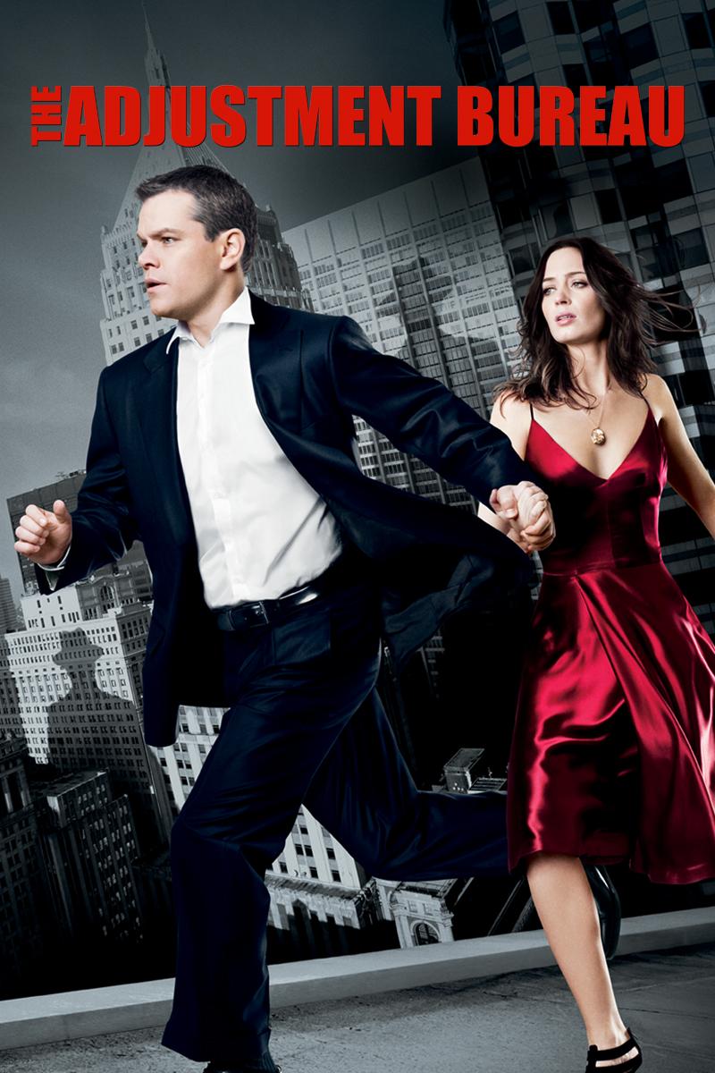 iTunes - Movies - The Adjustment Bureau