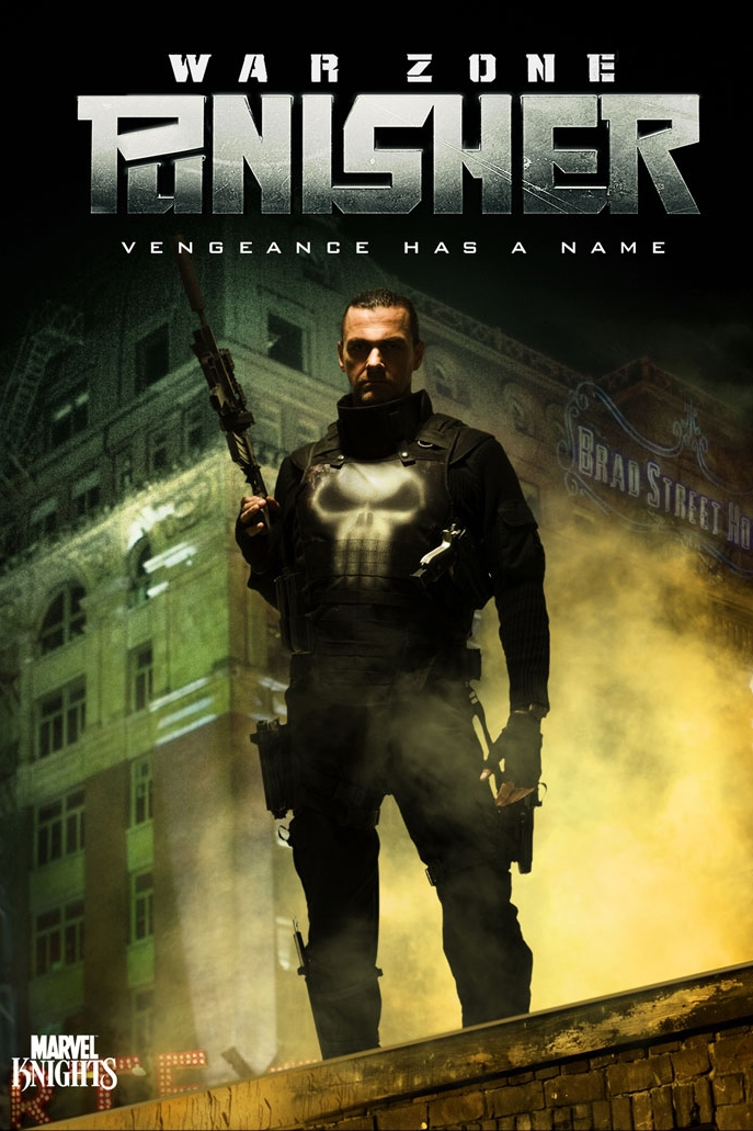 ITunes - Movies - Punisher: War Zone