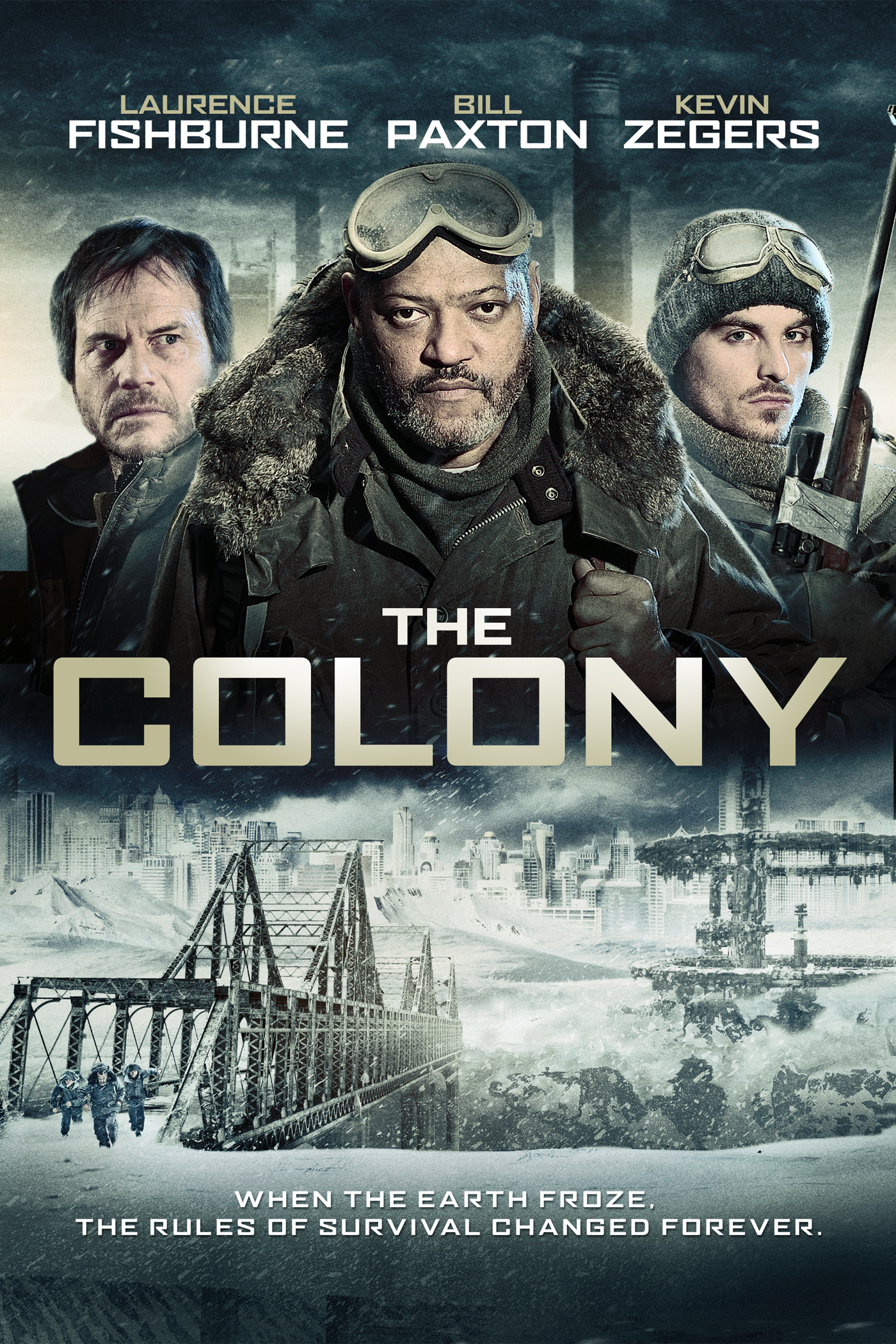 iTunes - Movies - The Colony